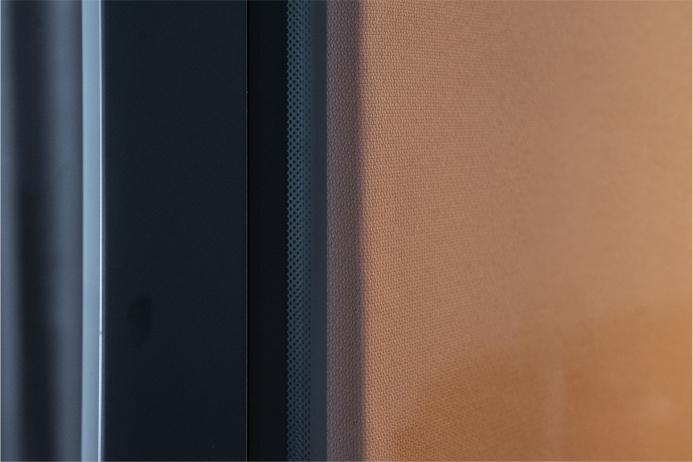 Space4you-tilan pintamateriaalit takaavat hyvän akustiikan.